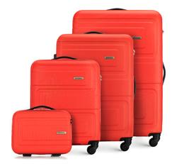 Gepäckset, rot, 56-3A-63K-30, Bild 1