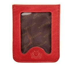 Kreditkartenetui, rot, 21-2-259-3, Bild 1