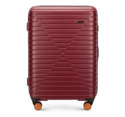 Mittelgroßer Koffer, rot, 56-3A-452-30, Bild 1
