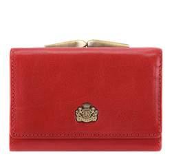 Portemonnaie, rot, 10-1-053-3, Bild 1