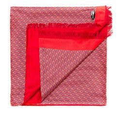 Schal, rot, 85-7M-S42-X3, Bild 1