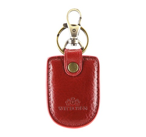 Schlüsselanhänger, rot, 21-2-008-4, Bild 1