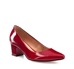 Schuhe, rot, 85-D-200-3-36, Bild 1
