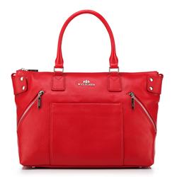 Shopper-Tasche, rot, 88-4E-200-3, Bild 1