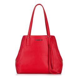 Shopper-Tasche, rot, 88-4Y-401-3, Bild 1