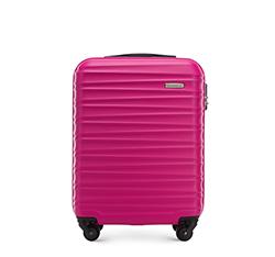 Чемодан ручная кладь, розовый, 56-3A-311-34, Фотография 1