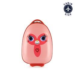 Детский чемодан, розовый, 56-3K-003-C, Фотография 1