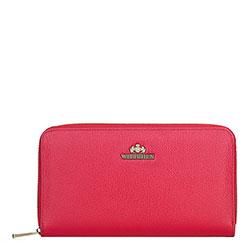 Кошелек, розовый, 02-1-055-G3, Фотография 1