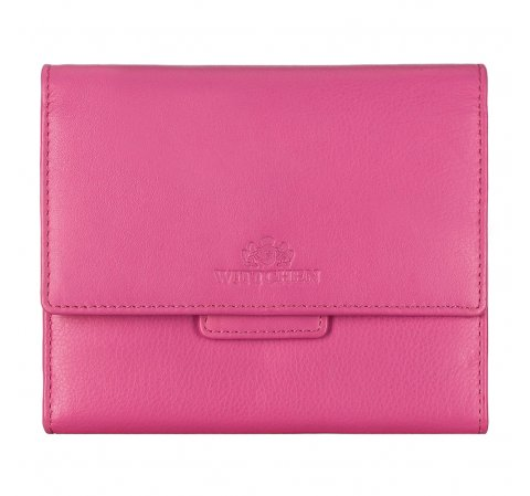 Кошелек, розовый, 14-3-103-8, Фотография 1