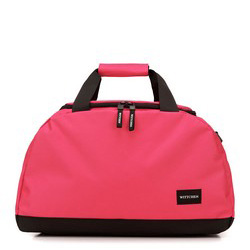 Маленькая дорожная сумка basic, розовый, 56-3S-926-34, Фотография 1