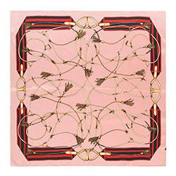 Платок женский, розовый, 88-7D-S22-X2, Фотография 1
