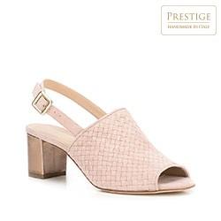 Обувь женская, розовый пудровый, 88-D-105-P-38, Фотография 1
