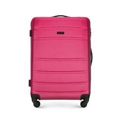 Средний чемодан, розовый, 56-3A-652-34, Фотография 1