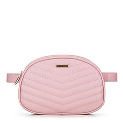 Сумка на пояс, розовый, 88-4Y-305-P, Фотография 1