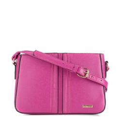 Сумка женская, розовый, 88-4Y-303-P, Фотография 1