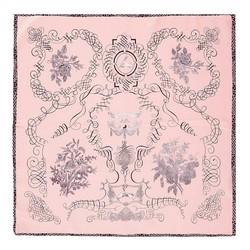 Женский шейный платок, розовый, 90-7D-S14-X18, Фотография 1