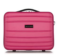Utaző kozmetikai neszeszer  ABS, rózsaszín, 56-3A-654-34, Fénykép 1