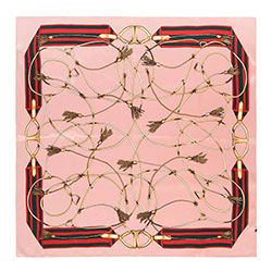 Női sál, rózsaszín, 88-7D-S22-X2, Fénykép 1