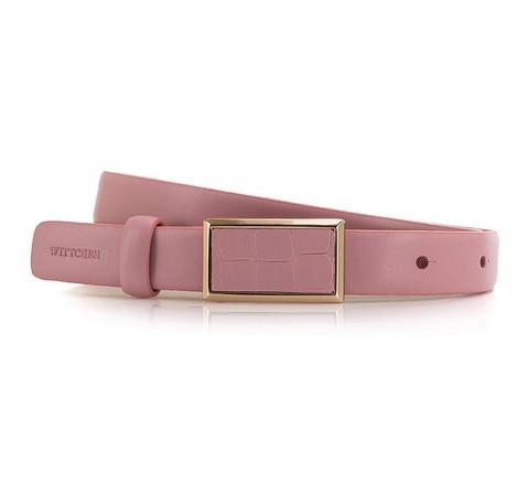 Női öv, rózsaszín, 84-8D-309-0-L, Fénykép 1