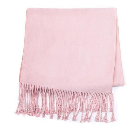Női sál, rózsaszín, AP-7-037-13, Fénykép 1