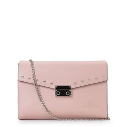 Női táska, rózsaszín, 87-4-161-P, Fénykép 1