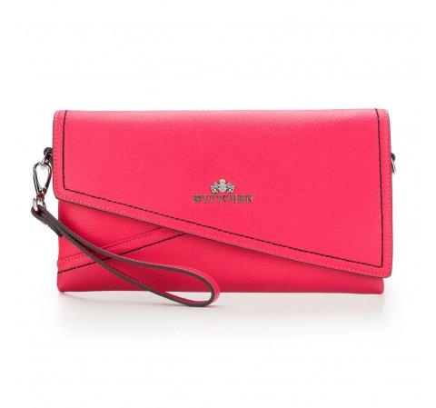 Női táska, rózsaszín, 87-4E-437-P, Fénykép 1