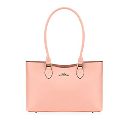 Dámská kabelka, růžová, 82-4E-914-P, Obrázek 1