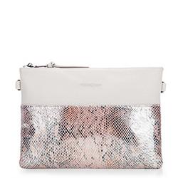 Dámská kabelka, růžová, 86-4E-122-P, Obrázek 1