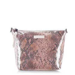 Dámská kabelka, růžová, 86-4E-123-P, Obrázek 1