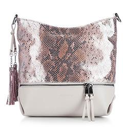 Dámská kabelka, růžová, 86-4E-124-P, Obrázek 1
