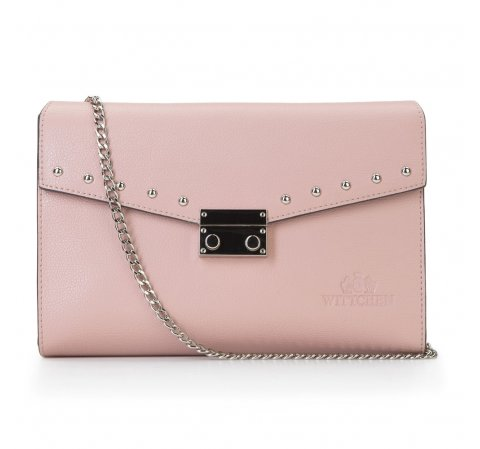Dámská kabelka, růžová, 87-4-161-P, Obrázek 1