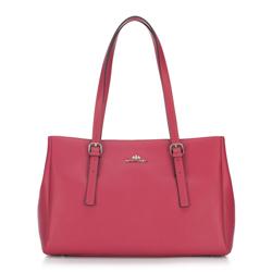 Dámská kabelka, růžová, 87-4E-411-P, Obrázek 1