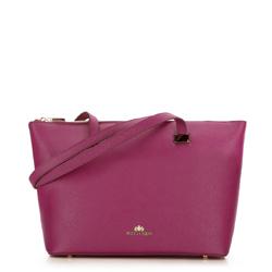 Dámská kabelka, růžová, 87-4E-416-F, Obrázek 1