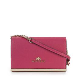 Dámská kabelka, růžová, 87-4E-440-P, Obrázek 1