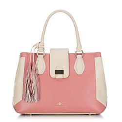 dámská kabelka, růžová, 88-4E-363-P, Obrázek 1