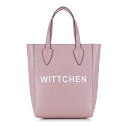 Dámská kabelka, růžová, 88-4E-433-V, Obrázek 1