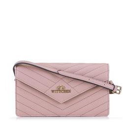 Dámská kabelka, růžová, 89-4-254-P, Obrázek 1