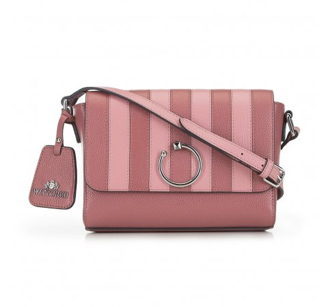 Dámská kabelka, růžová, 90-4E-603-P, Obrázek 1