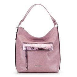 Dámská kabelka, růžová, 90-4Y-402-P, Obrázek 1