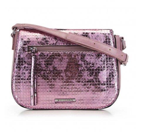 Dámská kabelka, růžová, 90-4Y-404-P, Obrázek 1