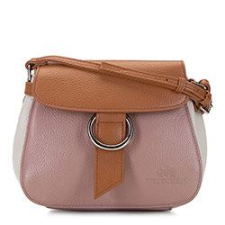 Dámská kabelka, růžová, 92-4E-305-9, Obrázek 1