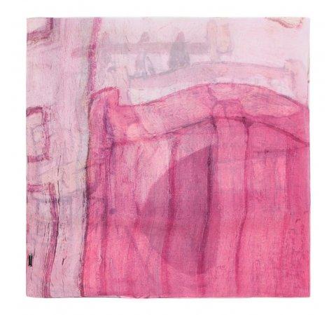 Dámská šála, růžová, 86-7D-S40-X04, Obrázek 1