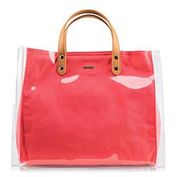 Dámská taška, růžová, 88-4Y-556-P, Obrázek 1