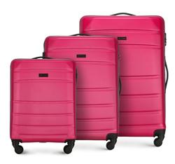 Sada zavazadel, růžová, 56-3A-65S-34, Obrázek 1