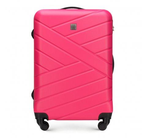 Střední zavazadlo, růžová, 56-3A-302-85, Obrázek 1