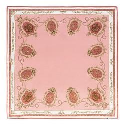 Dámský šátek, růžovo-zlatá, 87-7D-S22-X2, Obrázek 1