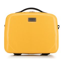 Egyszínű  neszeszer polikarbonátból, sárga, 56-3P-574-50, Fénykép 1