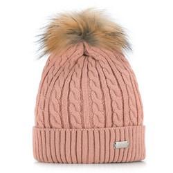 Női kalap, aspricot, 89-HF-013-P, Fénykép 1