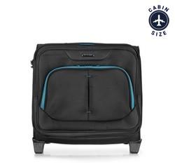 Businesskoffer, schwarz-blau, 56-3S-634-19, Bild 1