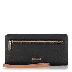 Brieftasche, schwarz-braun, 88-1Y-550-1, Bild 1